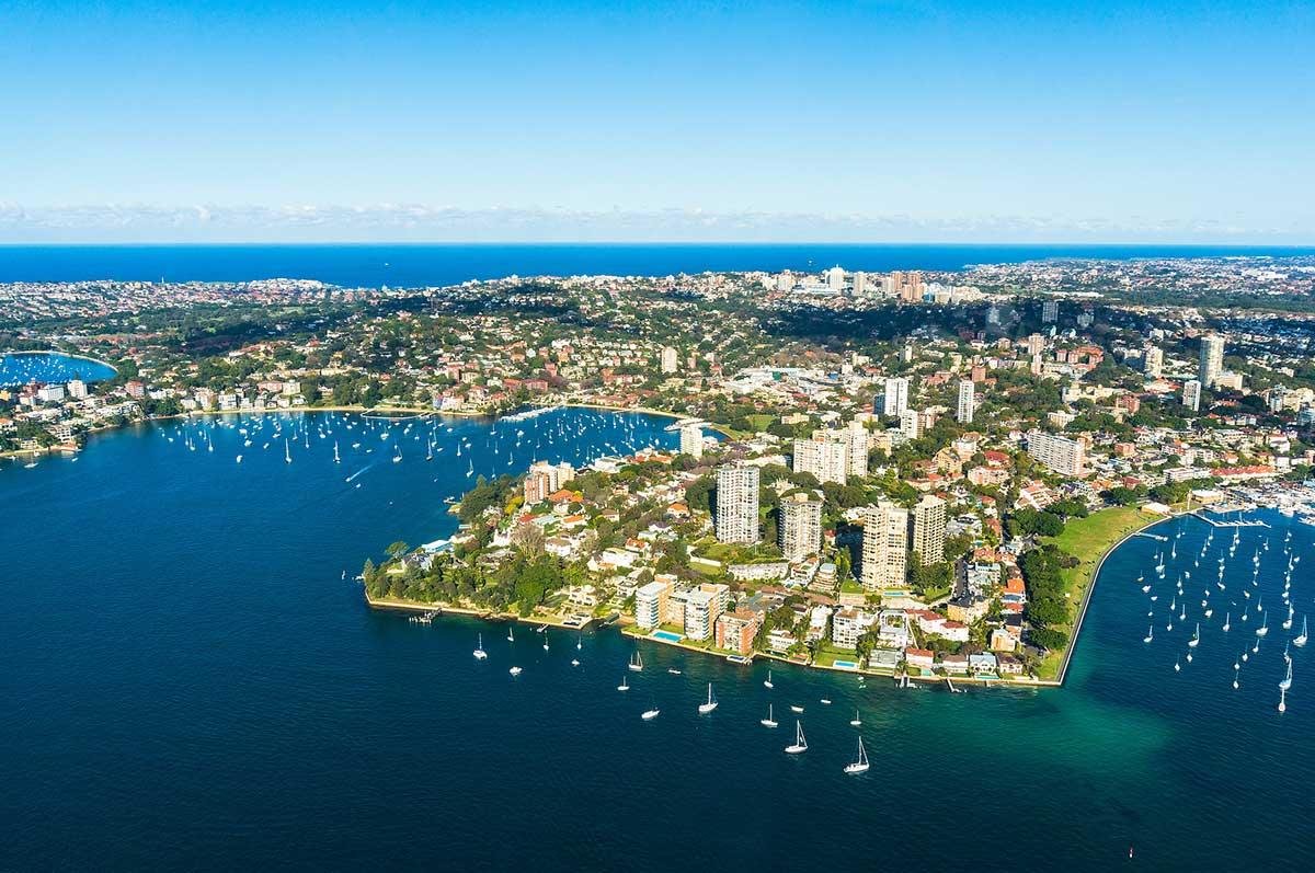 Million-dollar Suburbs On The Rise In Australia